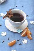 Chá de inverno — Foto Stock