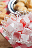Oriental sweets — Stock Photo