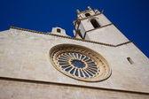 Church Prioral de Sant Pere in Reus, Spain — Stock Photo