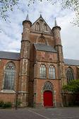 Pieterskerk. Church in Leiden — Stock Photo