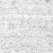 Knitted Tweed Texture background - Black and white — Stockfoto
