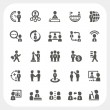 Management and Business icons set — Stock Vector #45888221
