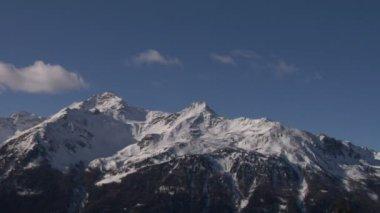 Italy Alps (Bormio) — Stock video