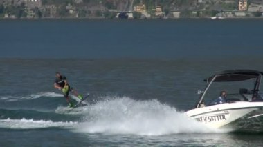 Wakeboard 34 — Stock Video