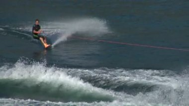 Wakeboard 53 — Stock video