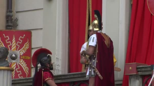 Légionnaire romain — Vidéo