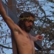 Stock Video: Crucifixion