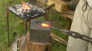 Medieval village — Stock Video