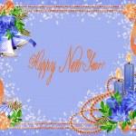 New Year Background — Stock Photo #16858807