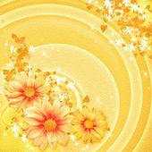 Flower background — Stockfoto