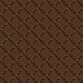 Brun bakgrund med mönster — Stockfoto