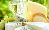 Cheese allsorts — Stock Photo