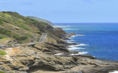 Oahu shore — Stock Photo