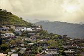 Hawaiian hillside — Stock Photo