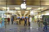 Apple store — Stock Photo