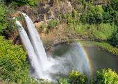 Wailua Falls — Stock Photo