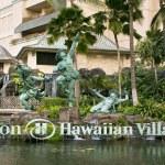 Постер, плакат: Hilton hawaiian village
