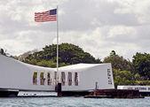 Pearl harbor memorial — Stock Photo