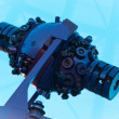 Planetarium star projector — Stock Photo