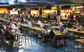 Food court — Stock Photo