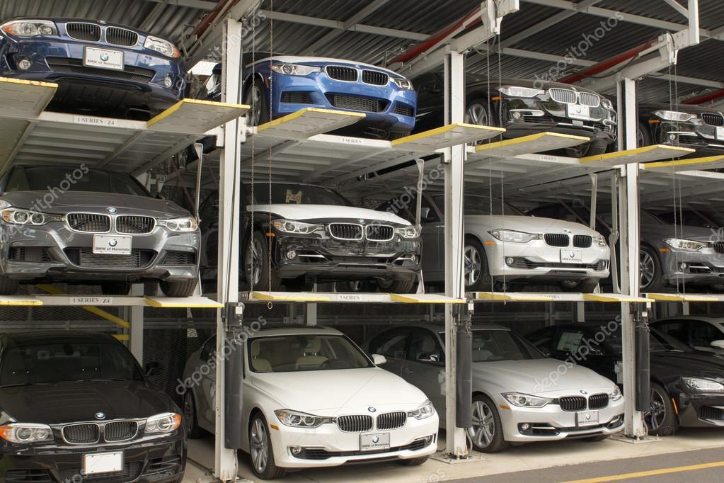 Vertical car storage – Stock Editorial Photo ...