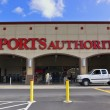 Stock Photo: Sports authority