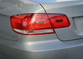 Car taillight — Stock Photo