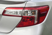Car tail light — 图库照片