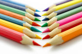 Crayon crayon coloré — Photo