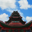 Chinese ancient building ,pagoda — Stock Photo