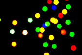 Festive lights. Can be used as background — Stock Photo