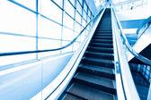 интерьер современной архитектуры в шанхай аэропорт. — Стоковое фото