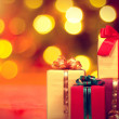 Gift packages — Stock Photo #24283545