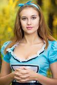 Alice i underlandet — Stockfoto