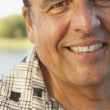 Royalty-Free Stock Photo: Middle-aged man smiling for the camera