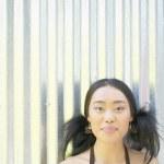 Portrait of teenage girl — Stock Photo #13227457