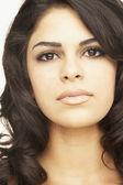 Portrait of Hispanic woman — Stock Photo