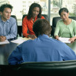 Businesspeople in meeting — Stock Photo #13234279