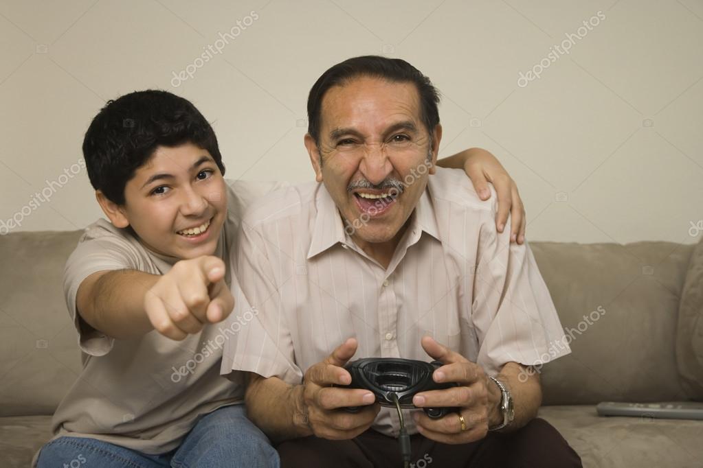 Внук и дед видео фото 517-610