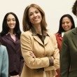 Royalty-Free Stock Photo: Group of businesswomen