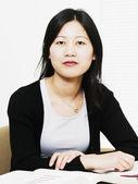 Portrait of Asian woman — Foto de Stock