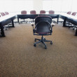 Empty office meeting room — Stock Photo