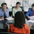 Businesspeople in meeting — Stock Photo #23233644