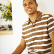 Portrait of young Hispanic man — Stock Photo #23277060