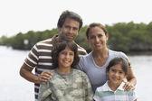 İspanyol aile portresi — Stok fotoğraf