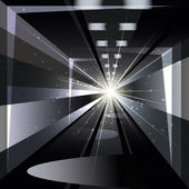 トンネル — ストックベクタ