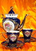 Teaware. — Stock Photo
