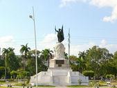 騎士および王への記念碑 — ストック写真