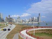 Landskapet i staden — Stockfoto