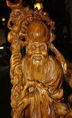 Ancient figure - the religious attribute — Stock Photo
